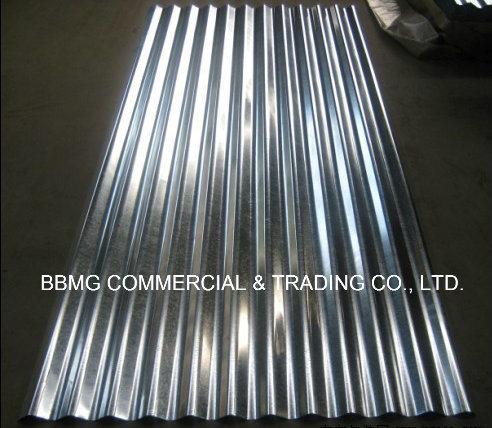 Qualified China Gi Corrugated Sheet Wholesale Supplier