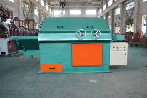Environment Friendly Derusting Machine with CE
