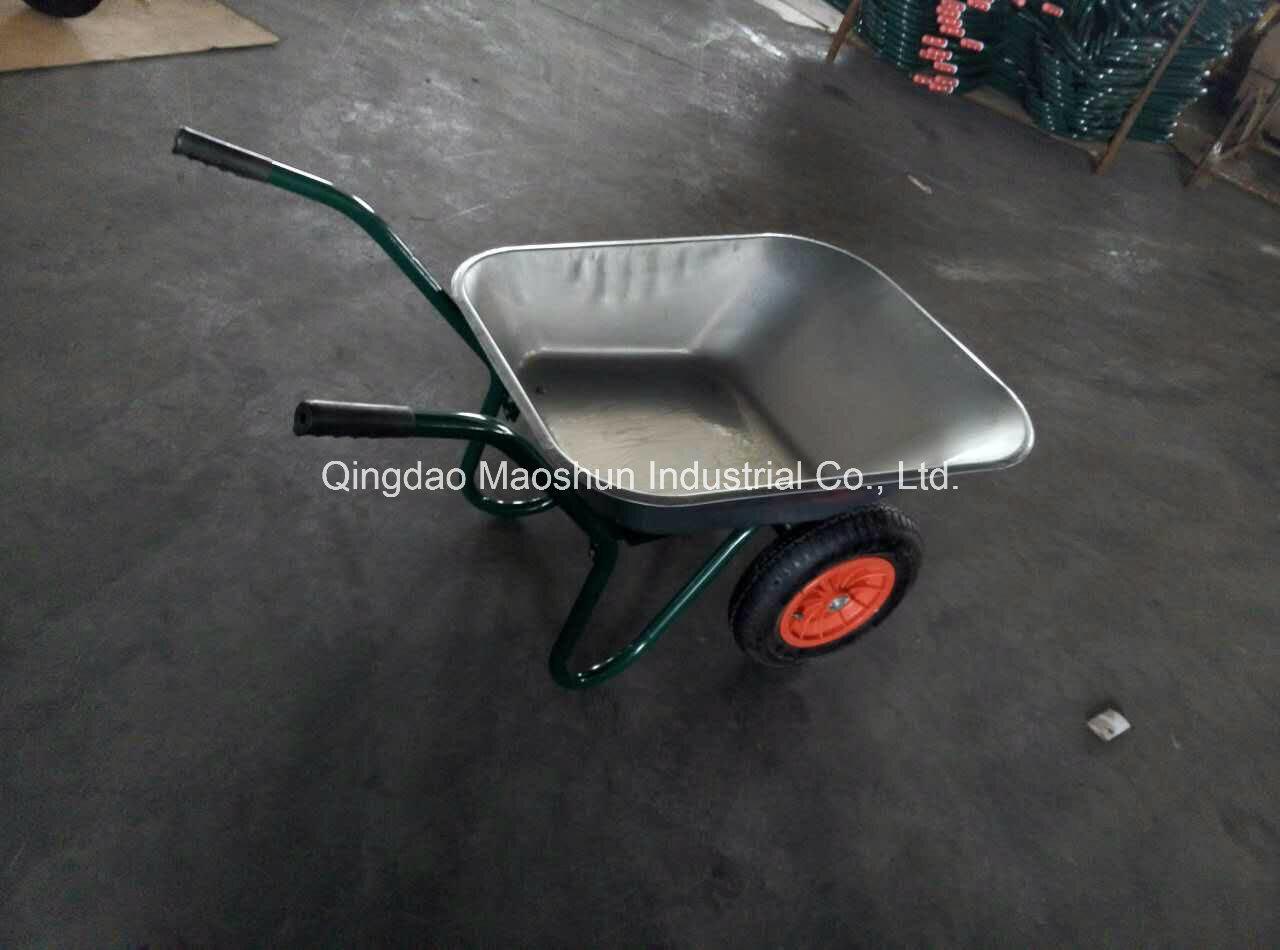 Wheelbarrow Wb6418 Two Wheels of Russia Market