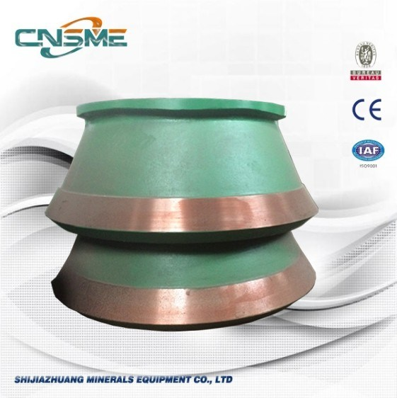 Cone Crusher Longer Life Bowl Liner Parts