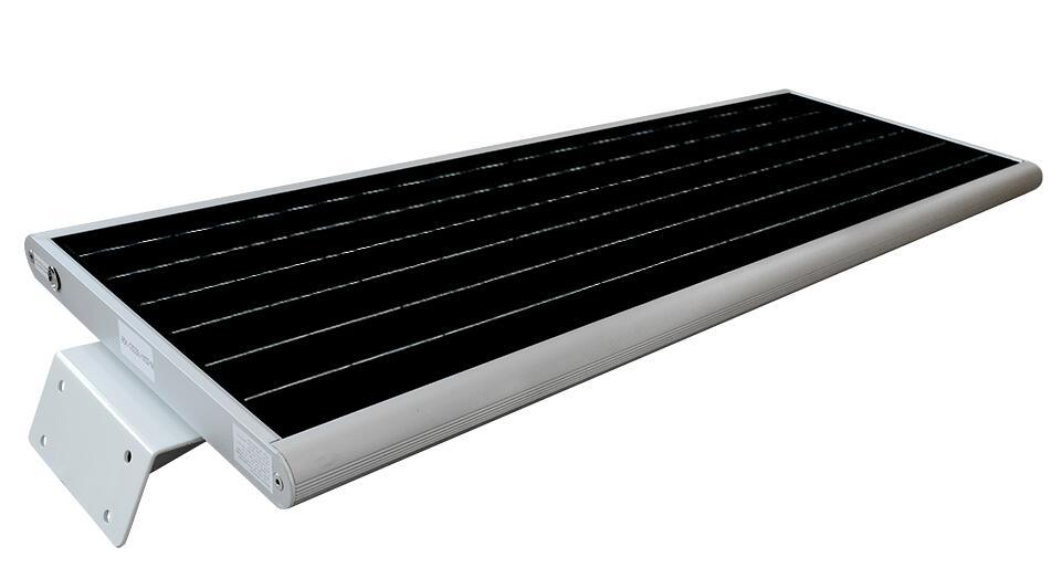 50W Integrated Solar Powered LED Road Lamps with Ce - for Street and Highway Lighting