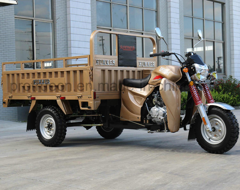 150cc EEC Tricycle with New Design Cargo Box