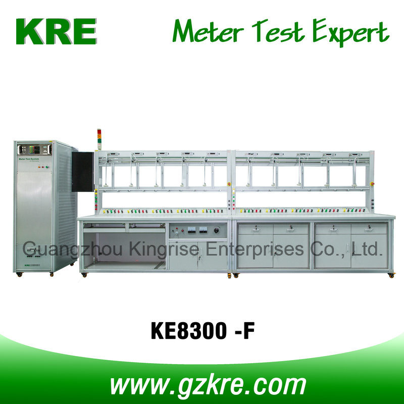 Class 0.02 10 Position Three Phase Meter Test Bench