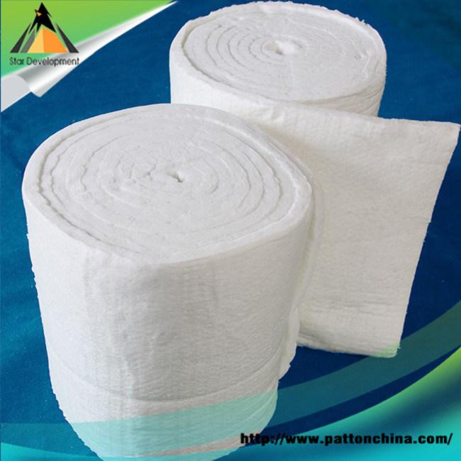 6mm-50mm Thermal Insulation Ceramic Fiber Blanket