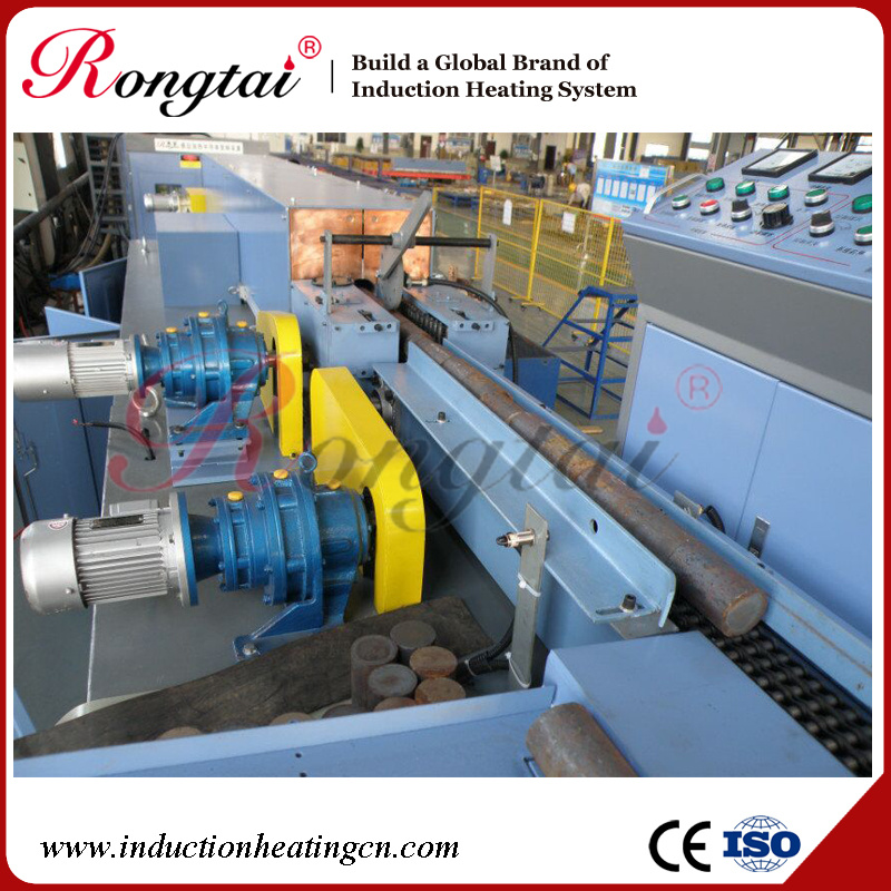 Steel Ball Rolling Forging Furnace