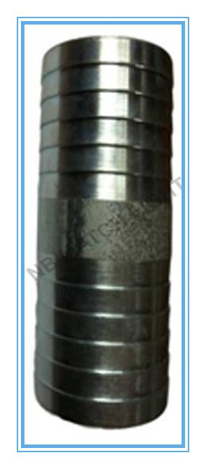 "3/4"" Male Heavy Duty Galvanized Carbon Steel Hose Mender"
