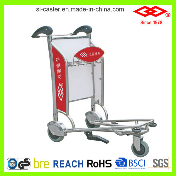 Stainless Steel Airport Shopping Cart (CS-80)