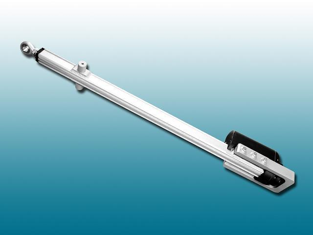 Electric Linear Actuator for Solar Tracking System