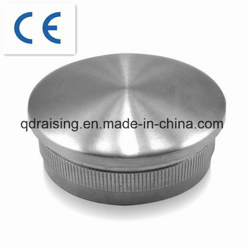 Stainless Steel Railing End Cap Handrail End Solution