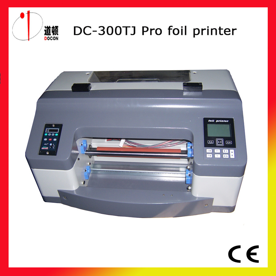 DC-300tj PRO Digital Foil Printer