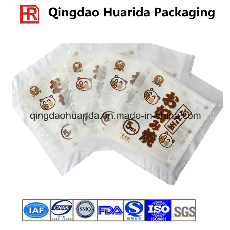 Food Grade Laminate Plastic Packaging Bag for Nuts and Coffee