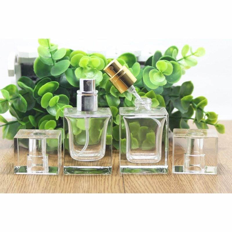 Glass Perfume Bottle/ Jar Fragrance Perfume Glass Bottle