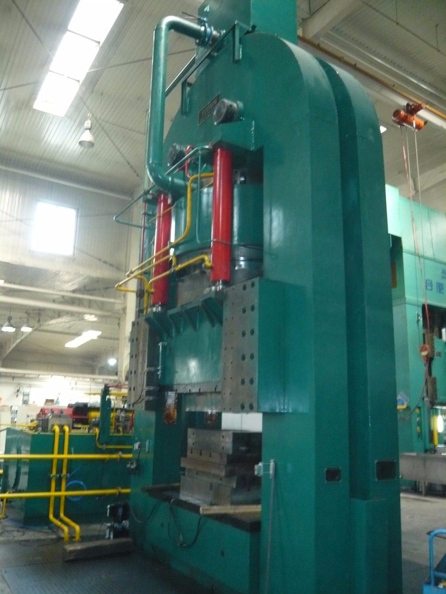 Mold Forging Hydraulic Press
