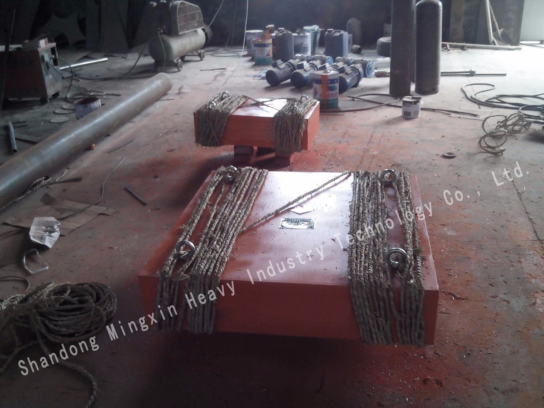 Rcyb Series Super Suspended Permanent Magnetic Separator