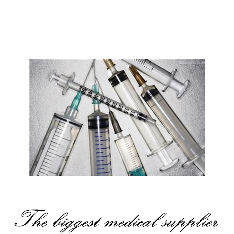 Disposable Medical Syringe with Needle