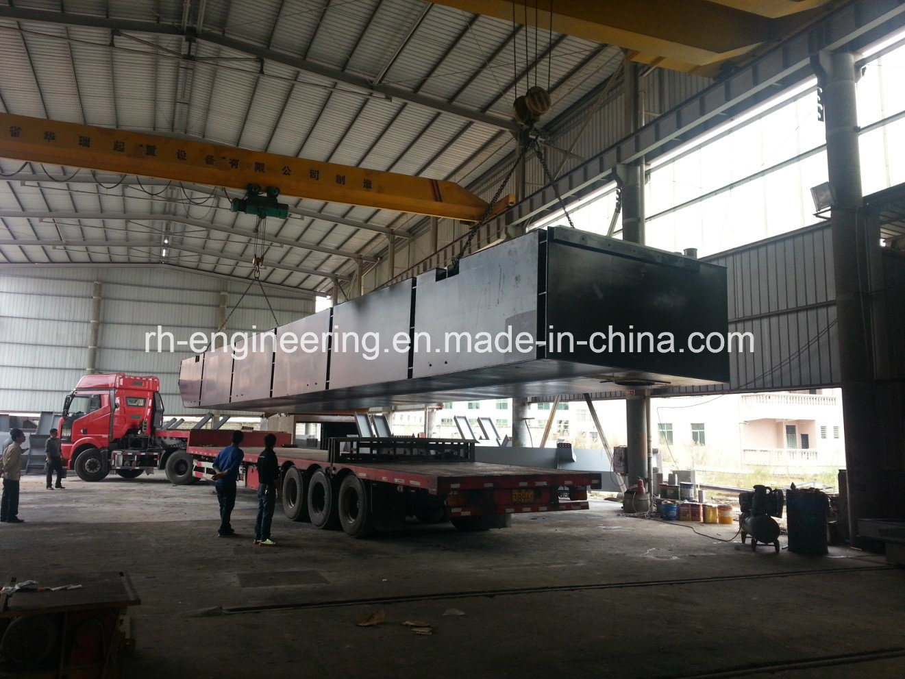 Steel Structure for Building