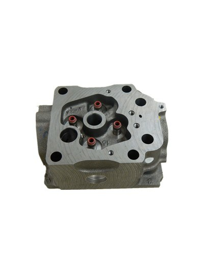 Iron Auto Part Cylinder Cap Casting