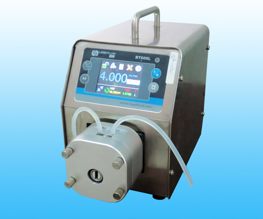 Wmd-15 Low-Pulse Peristaltic Dosing Pump Head