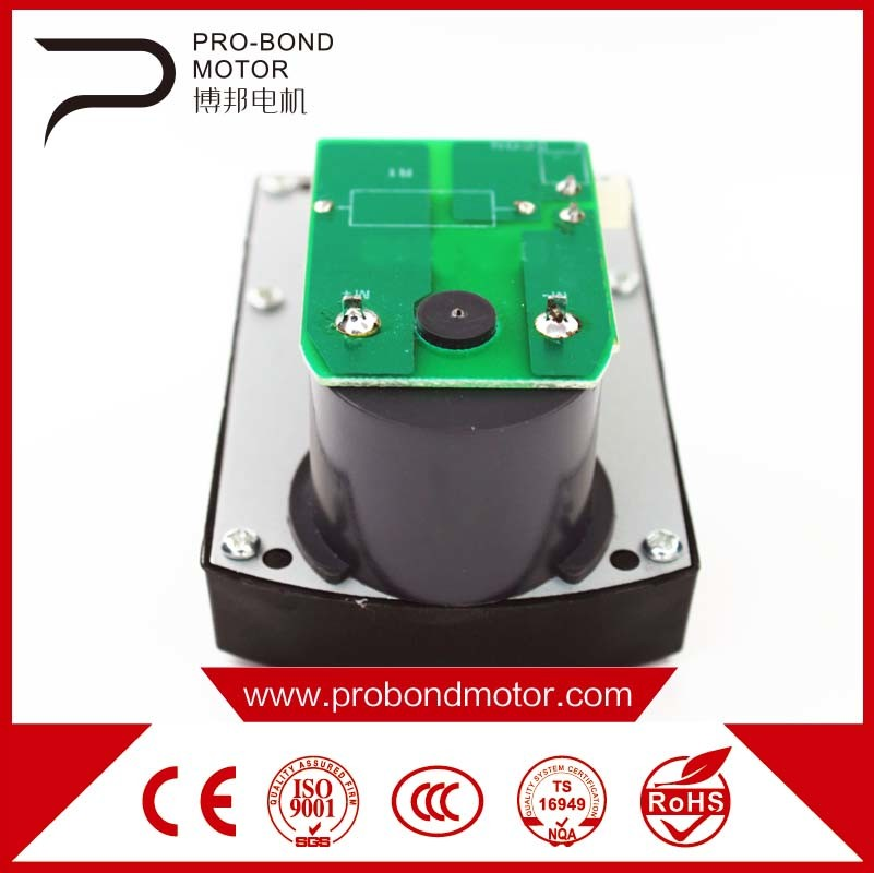 DC Permenent Magnet Gear Motor for Wholesale 60zyj