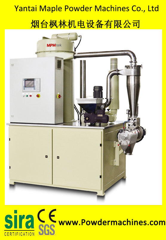 Small Scale Acm Grindering Machine with High Achieving Rate (>98%)
