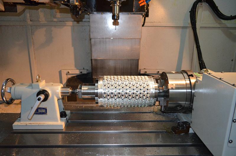 Die Rolls for Softgel Machine