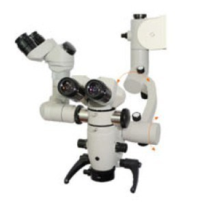 Surgical Microscope (Integrated LED Illumination) (OMS2350)