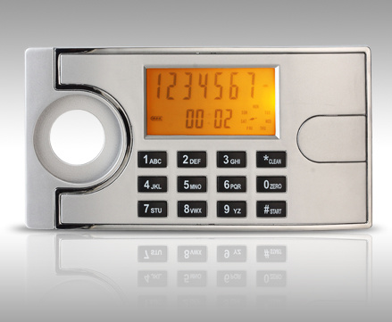 Home Digital Lock with LCD Displaly