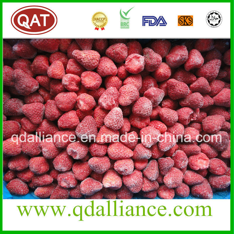IQF Frozen Sweet Charlie A13 Whole Strawberry