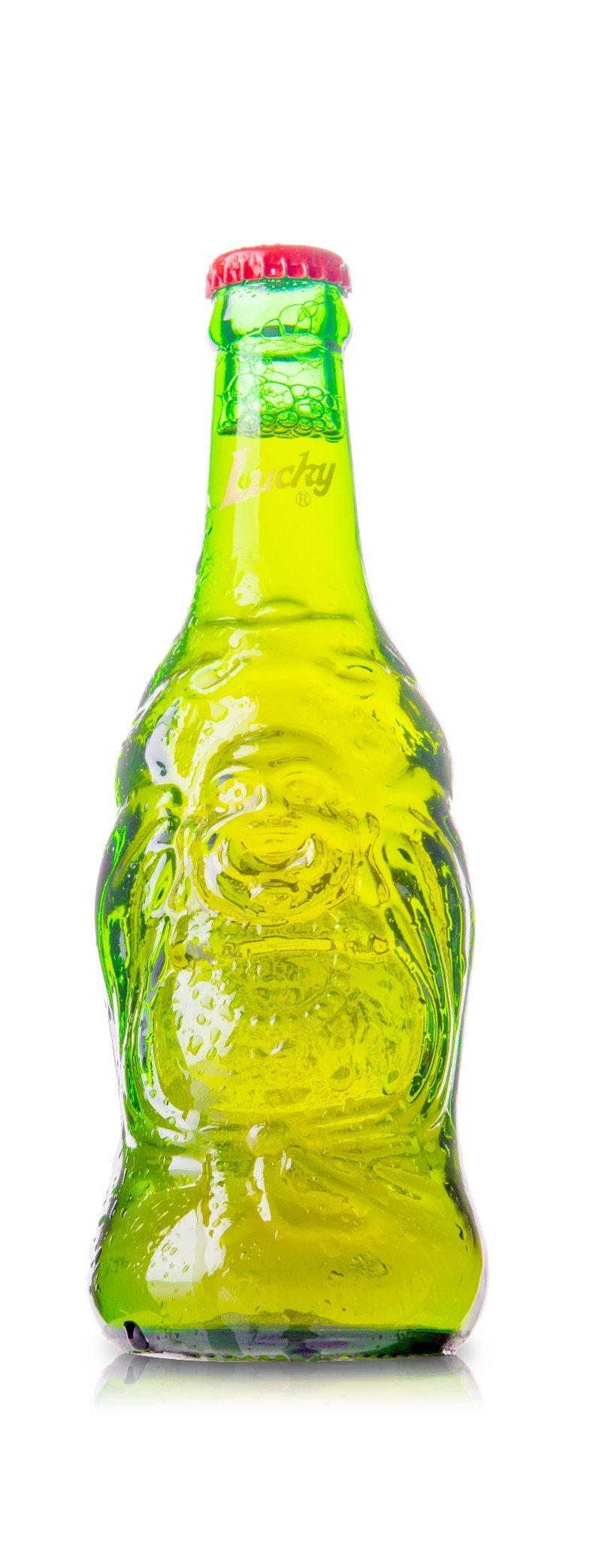 OEM Abv4.8% 330ml Lucky Brand Bottle Beer