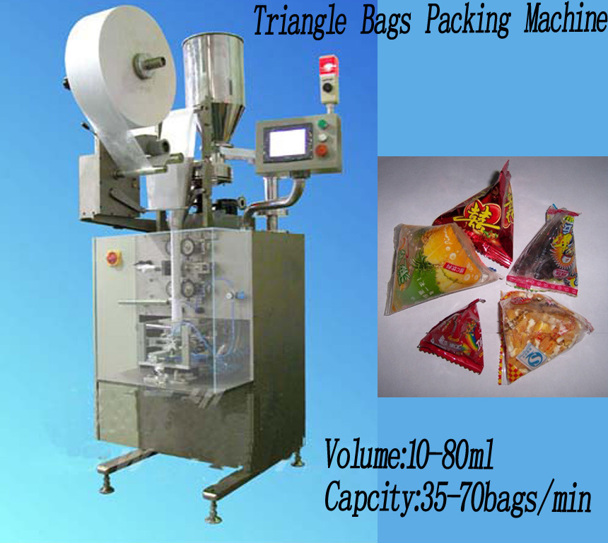 Triangle Bag Packaging Machine/ Candy Packaging Machine/Triangle Shape Packing Machine