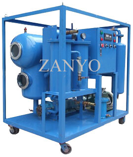 Turbine Oil Purification Machine for Dehydration