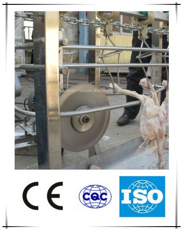 Poultry Slaughtering Machine: Cutting Head Machine