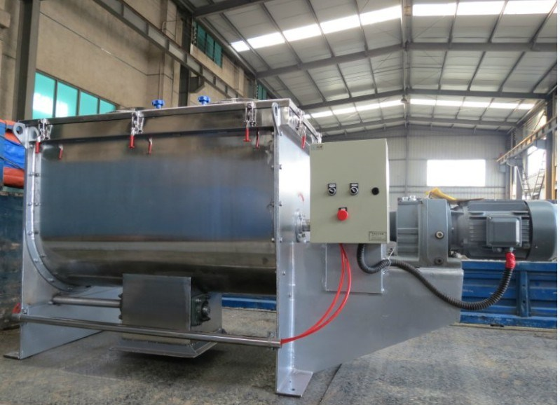Double Shaft Weightless Mixer