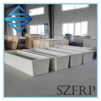 High Quality FRP/GRP/Fiberglass Fish Tank