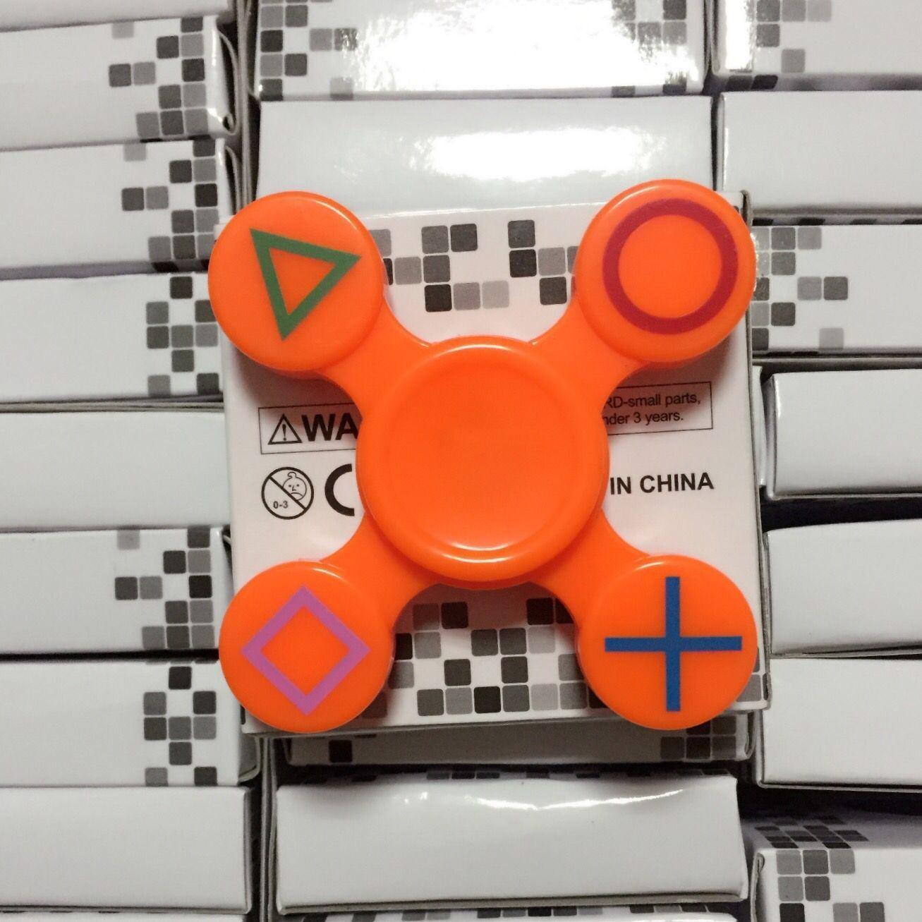 New Design Fidget Spinner Turning 2 Mins