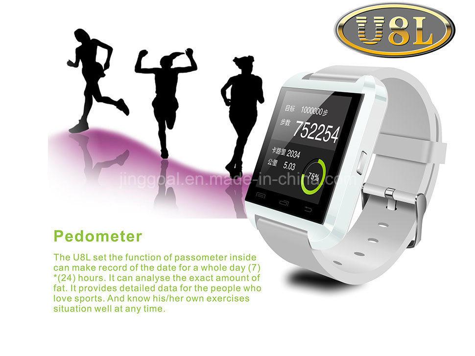 Smart Watch Phone U8 Plus Smartwatch Ce for Smartphone