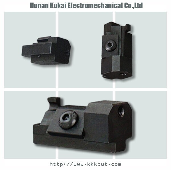 China Hot Selling Ldv Key Clamps Fo19 Key Jaws for Sec-E9 Key Duplicating and Cutting Machine
