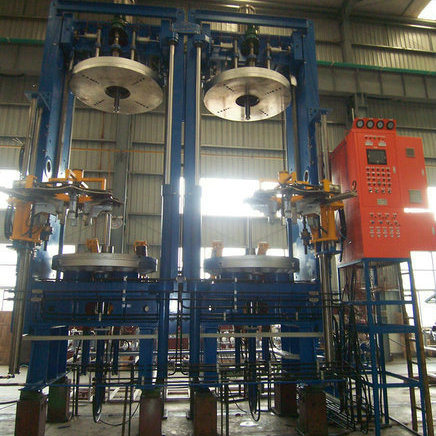 """hydraulic type tyre curing press 45"""" 48"""" 51"""" 65"""""""