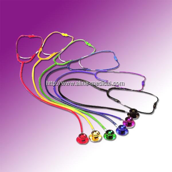Coloured Dual Head Stethoscope (MA195)