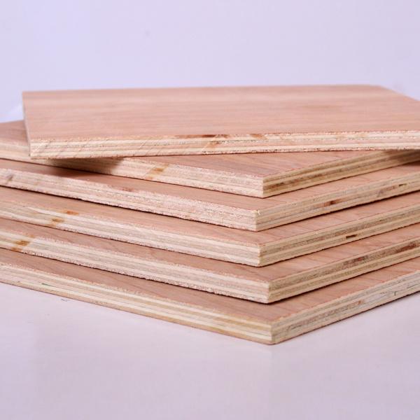 China mm commercial plywood hardwood