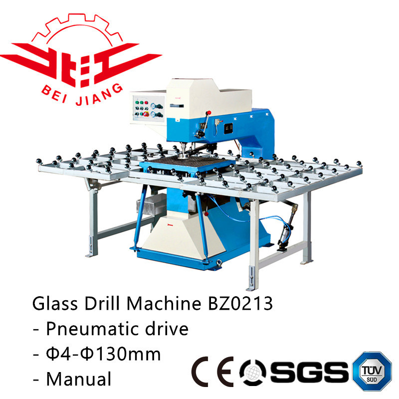 Semi Auto Glass Drilling Machine (BZ0213)