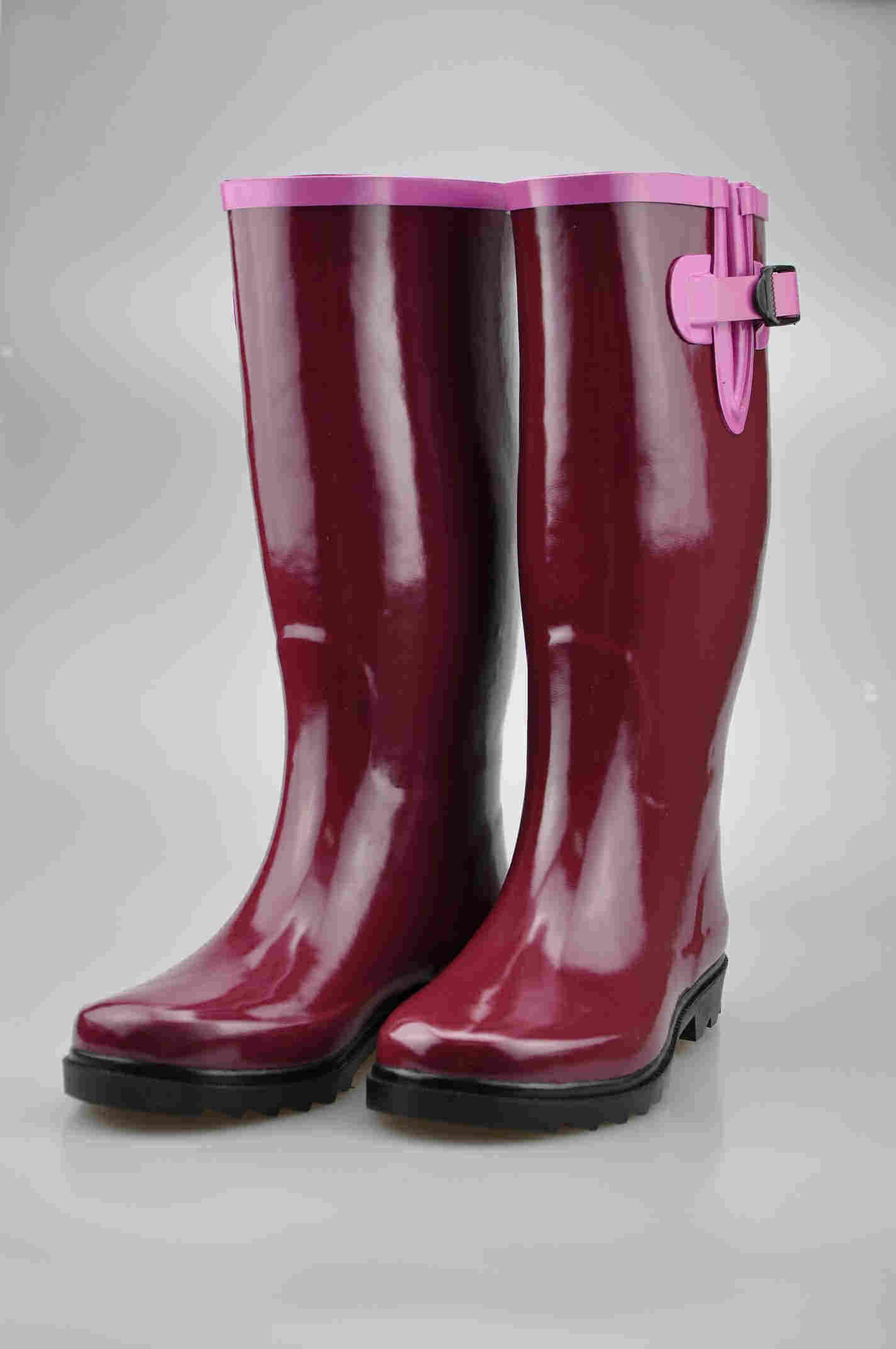 Fashionable Rain Boots For Women - Boot Hto