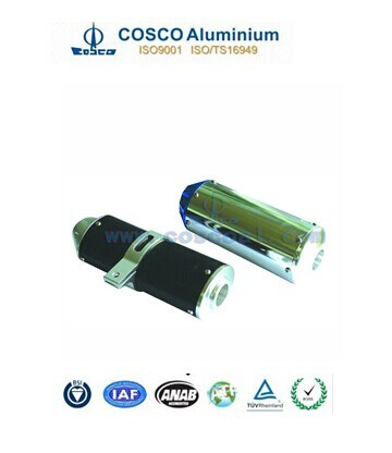 Aluminium Accessories with ISO9001, Ts16949 Certificated