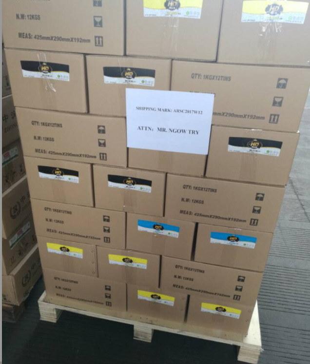 500 Serial Sheet Fed Offset Printing Ink
