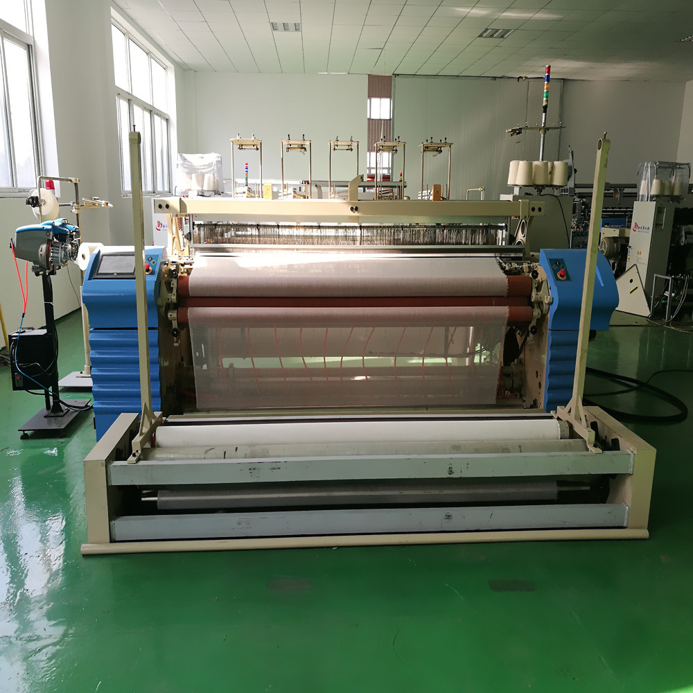 Medical Gauze Textile Machinery Air Jet Weaving Machine