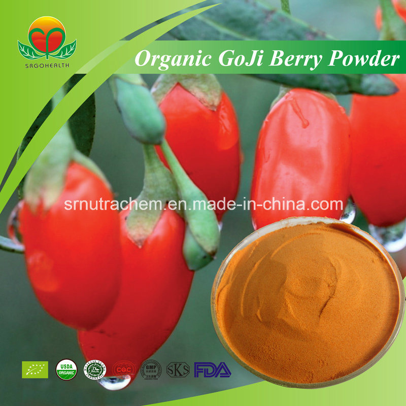 Manufacturer Supplier Organic Goji Berry Powder