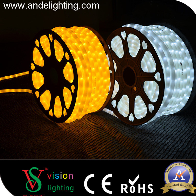 10mm, 13mm Round Shape Milky LED Flex Neon Rope Lights