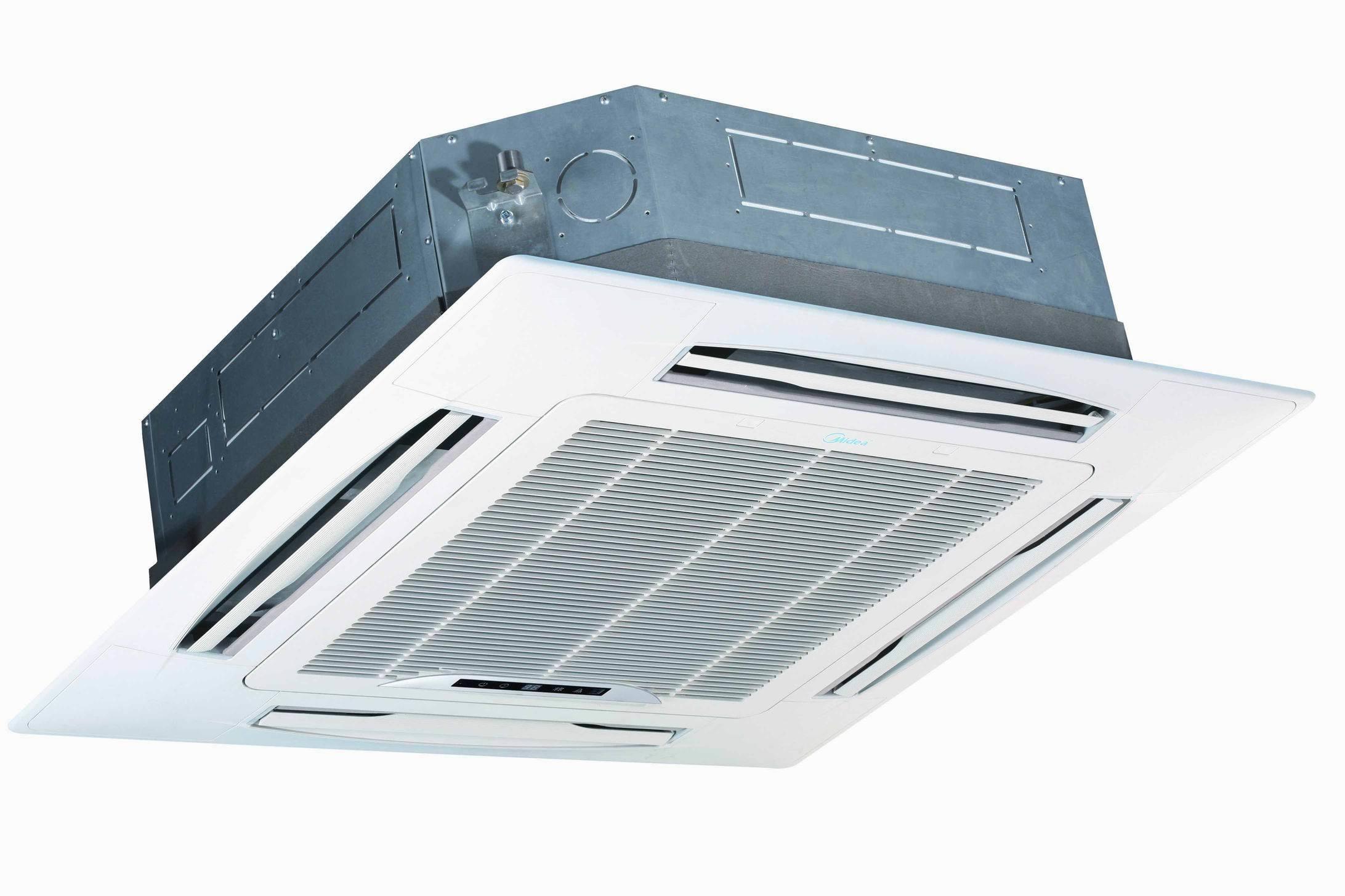 Ceiling Cassette Air Conditioner (24000BTU 60000BTU) #2C3841