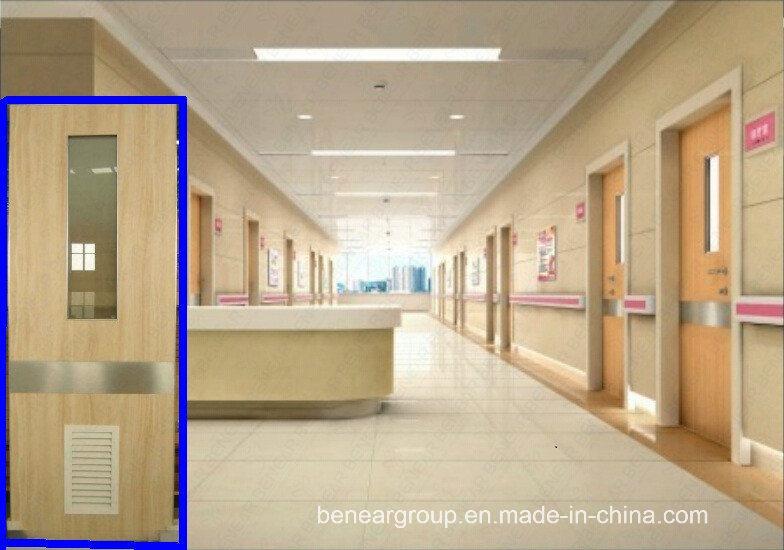 China 2015 Ecnom Hospital Door With Louver Interior
