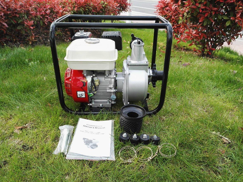 2 Inch Propane & Gasoline Dual Fuel Driven Water Pump (WP20GP)